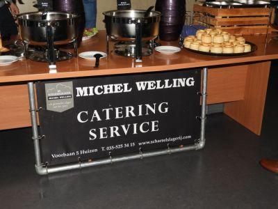 Catering door Michel Welling Catering Service.